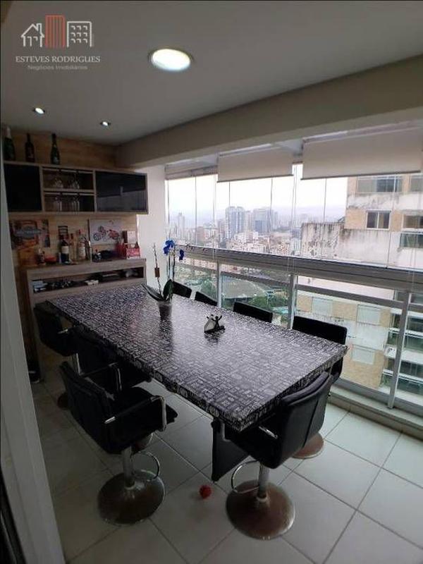 Cobertura com 3  suítes à venda, 230 m² por R$ 810.000 - Ponta da Praia - Santos/SP
